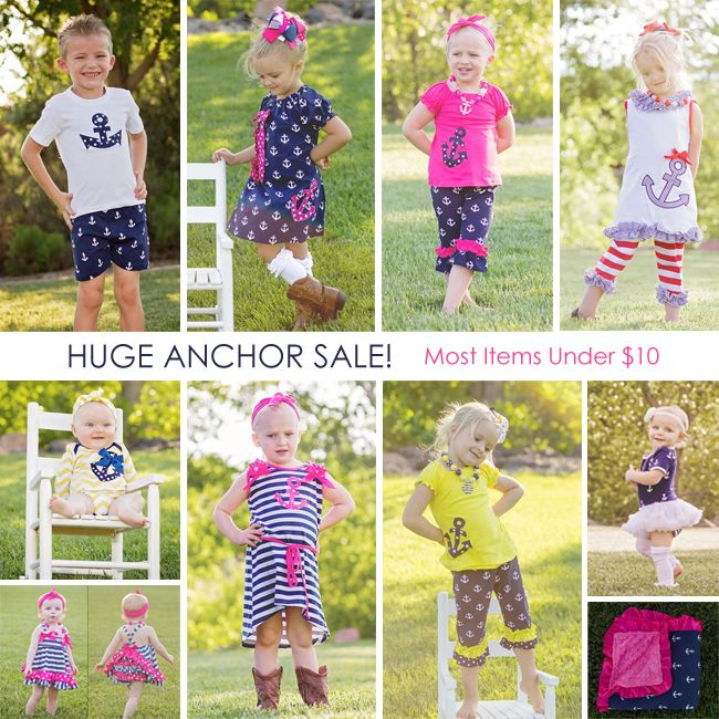 Huge Anchor Outfit Sale