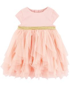 06ac2df2e Waterfall Tulle Dress | Aarya Winter Onederland Birthday Party ...