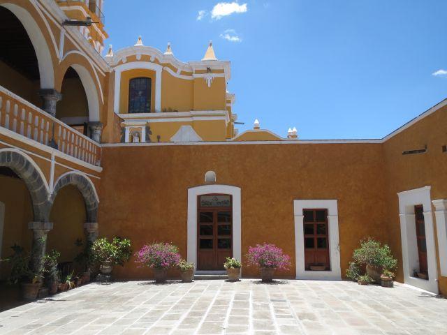 Casa del Caballero Águila Cholula Puebla.