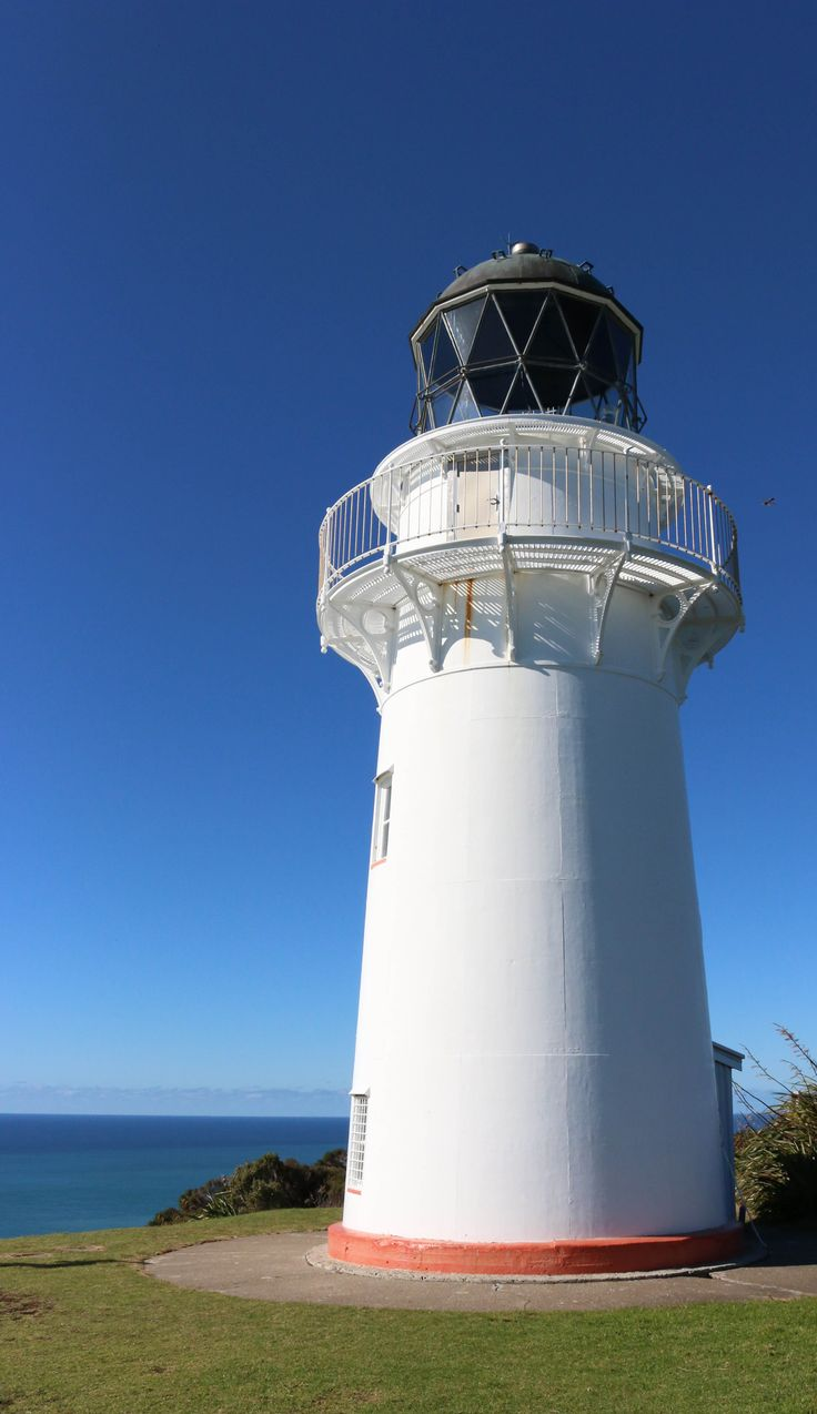 East Cape lighthouse.