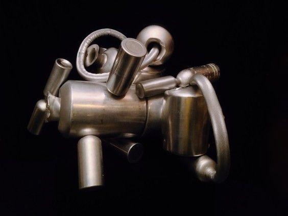 scultura contemporanea