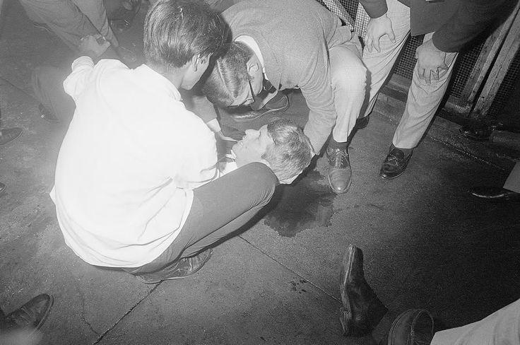 Robert Kennedy assasination