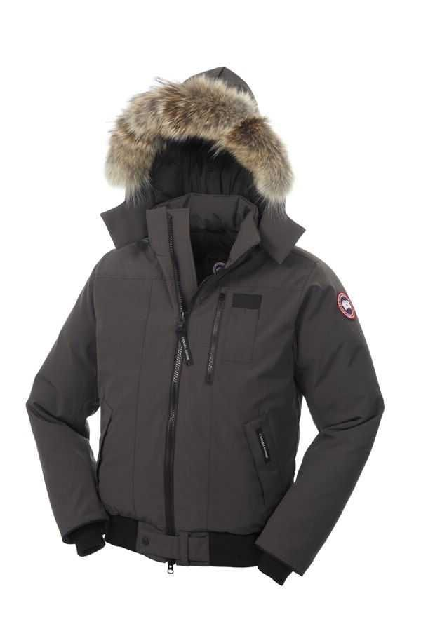 Canada Goose Borden Bomber Graphite Men's Jackets