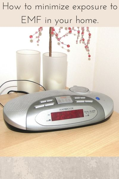 How to Minimize your exposure to EMF in the home.web