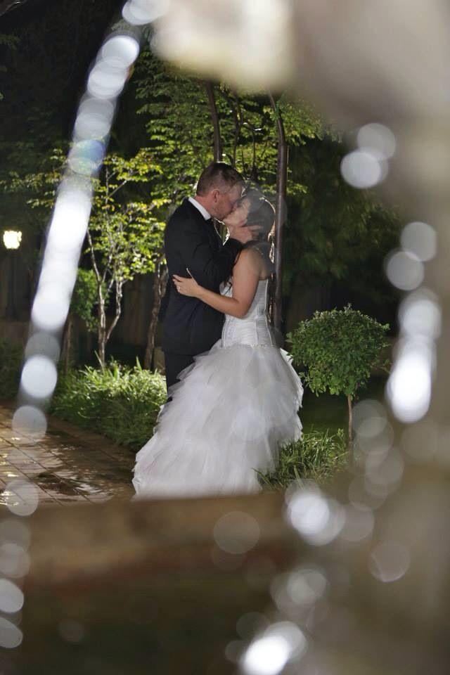 Wedding night shoot