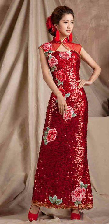 Fashion Cheongsam Design