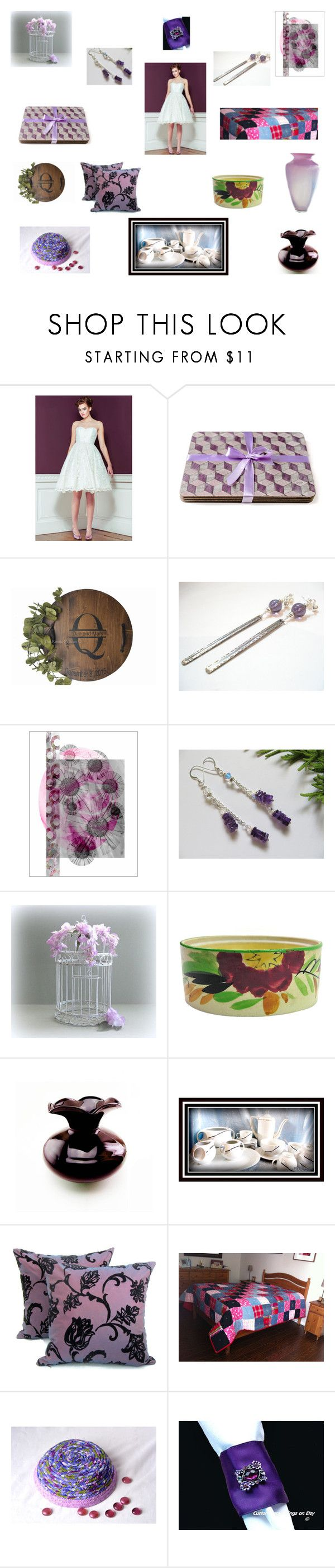 """""""Retro Wedding Gift Ideas"""" by einder ❤ liked on Polyvore featuring interior, interiors, interior design, home, home decor and interior decorating"""