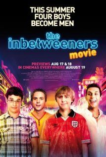 The Inbetweeners Movie (2011) Four socially troubled 18-year-olds from the south of England go on holiday to Malia.