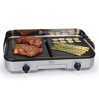 Tru Xl Grill 54 99 Kohls Christmas Gift Ideas