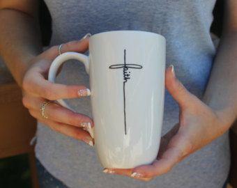 Niedliche Kaffeebecher Kaffeetasse einzigartige von WhimsyBleu