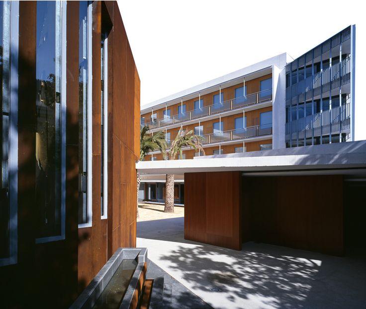 Gallery of Seniors Residence and San José Chapel / Peñín Architects - 6