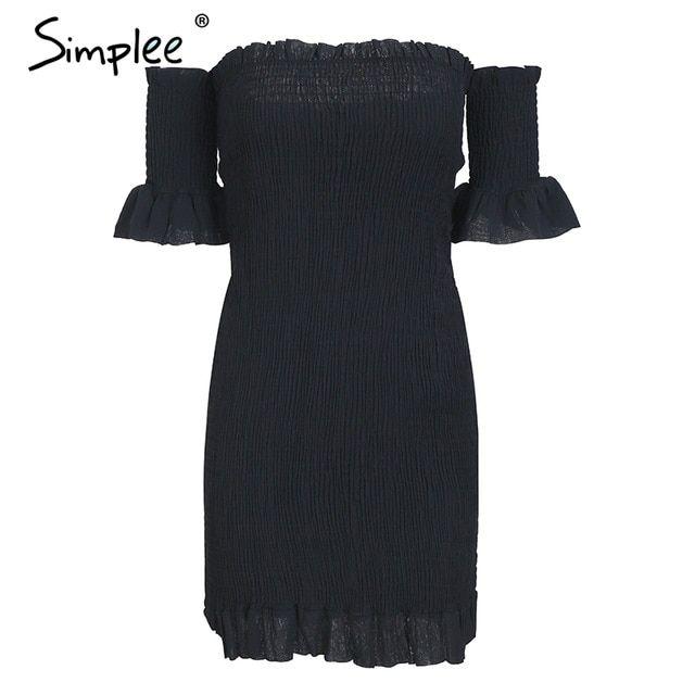 Off shoulder print bodycon dress women casual ruffle beach summer dress streetwear robe femme mini dress vestidos