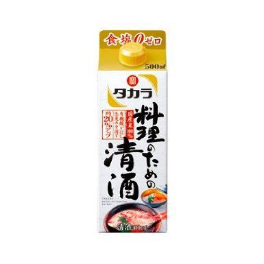 Takara Cooking Sake 500ml