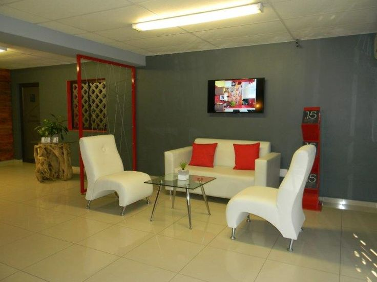 GL events South Africa - Durban branch Reception Area