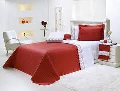 Rojo y blanco...