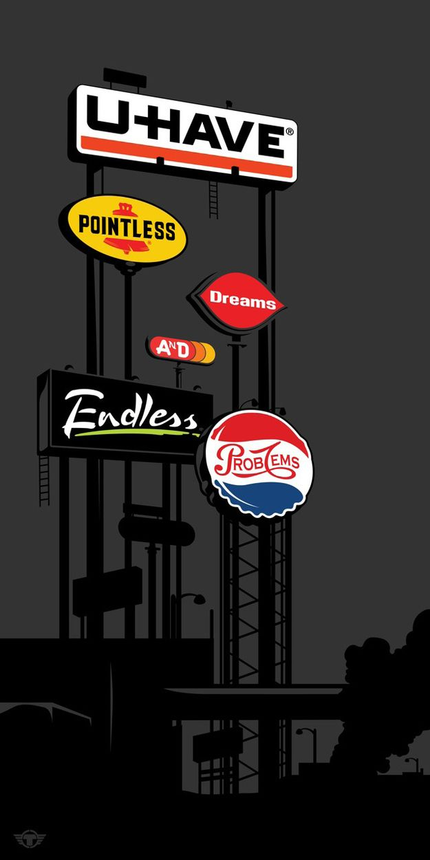 Corporate Logos Slyly Turned Into Anti-Consumerism Messages