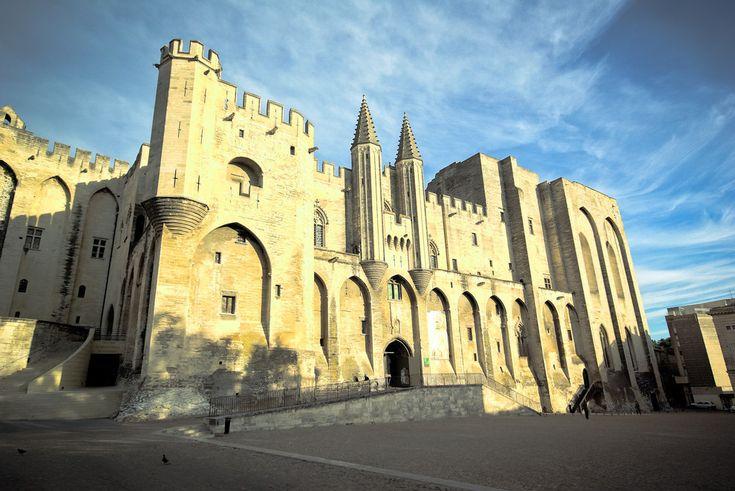 Le Palais des Papes, à Avignon dans le Vaucluse | 28 endroits en France absolument magiques