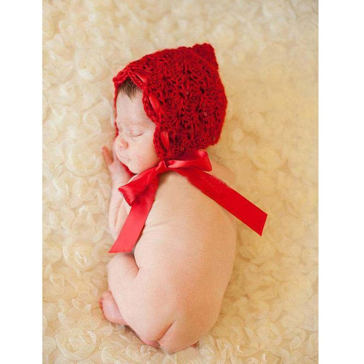 >> Click to Buy << Crochet Baby Girl  Beanie Silk Ribbon Infant Toddler Knitted Hat Photo Photography Props Baby Crochet Hat #Affiliate
