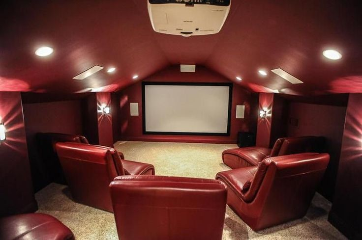 In questa villa con cinema privato a New Orleans si sta belli comodi!