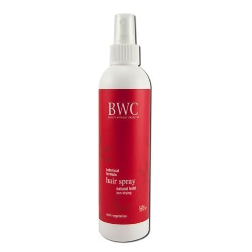Beauty Without Cruelty Hair Spray Natural Hold - 8.5 Fl Oz - 0537068