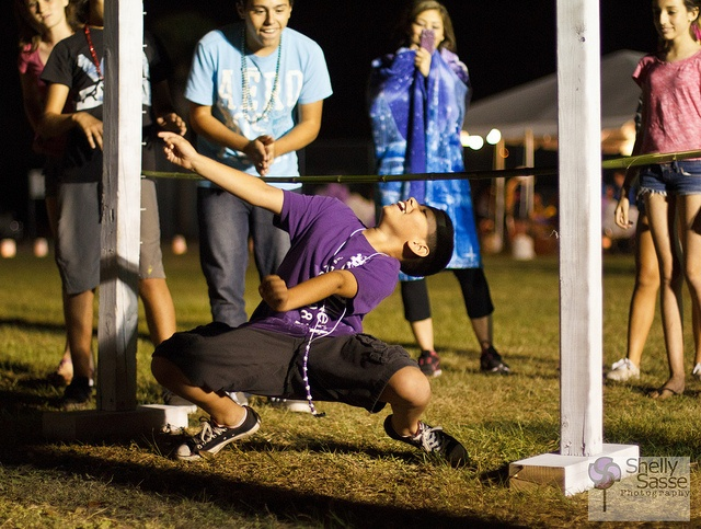 Limbo! Sometimes simple games make the greatest impact #relayforlife RFL-238 by Relay For Life of Dr. Phillips, via Flickr