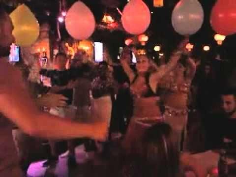 Belly Dancing Fun, Planet Yucca Kusadasi