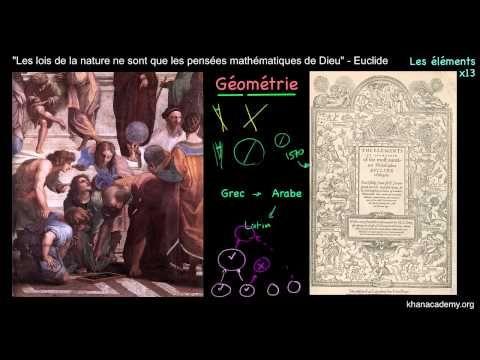 La géométrie d'Euclide