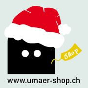 Find your Christmas Cards on www.umaer-shop.ch
