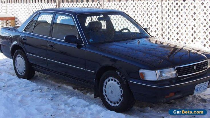 1989 Toyota Cressida #toyota #cressida #forsale #canada