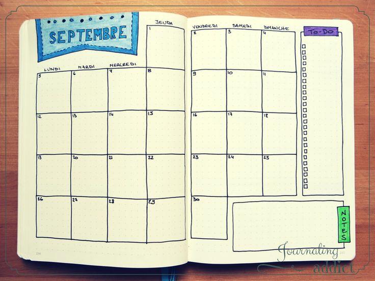 Découvrez le Bullet Journal en français. Par où commencer ? Quel matériel choisir ? Vous trouvez toutes les réponses sur bulletjournal.fr !