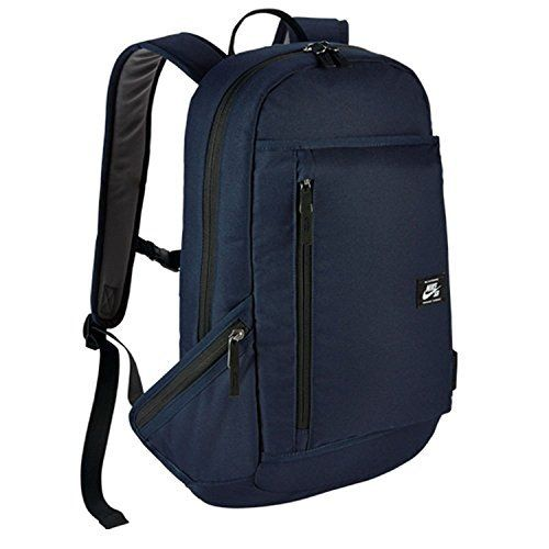 eb0341624a Nike SB Shelter Black Backpack Obsidian Blue   White -- Check out this  great product