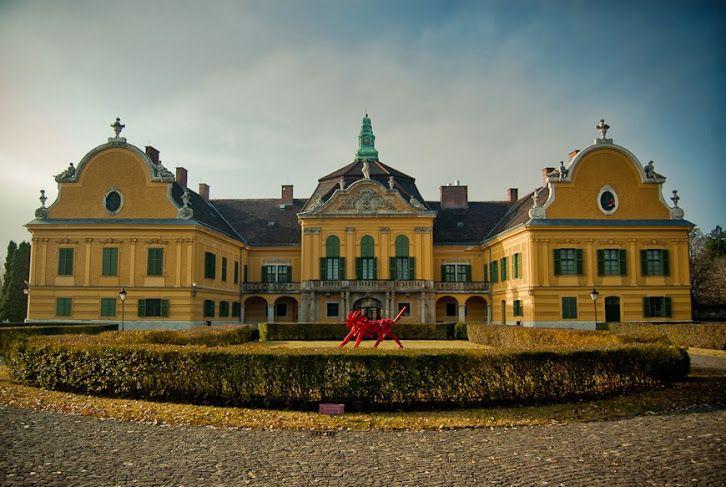 Nagytétényi kastély-Castle in Nagytétény/ Budapest