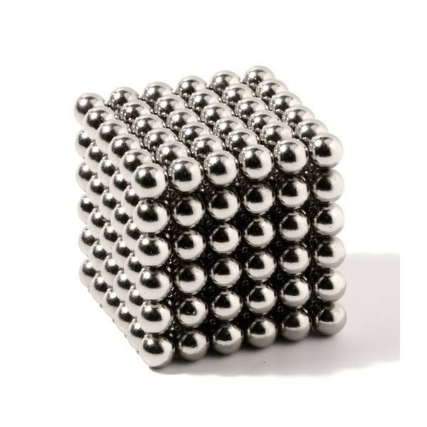NEOCUBE might be your first Christmas buy! The cube consists of 216 pieces of magnets. You can put them together in a way you prefer the best. Improve your imagination. NeoCube. For kids as well as for adults.