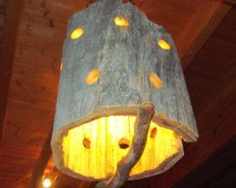 Древесина лампы прожектора из Кело дерева от Scandinavicwoodworks