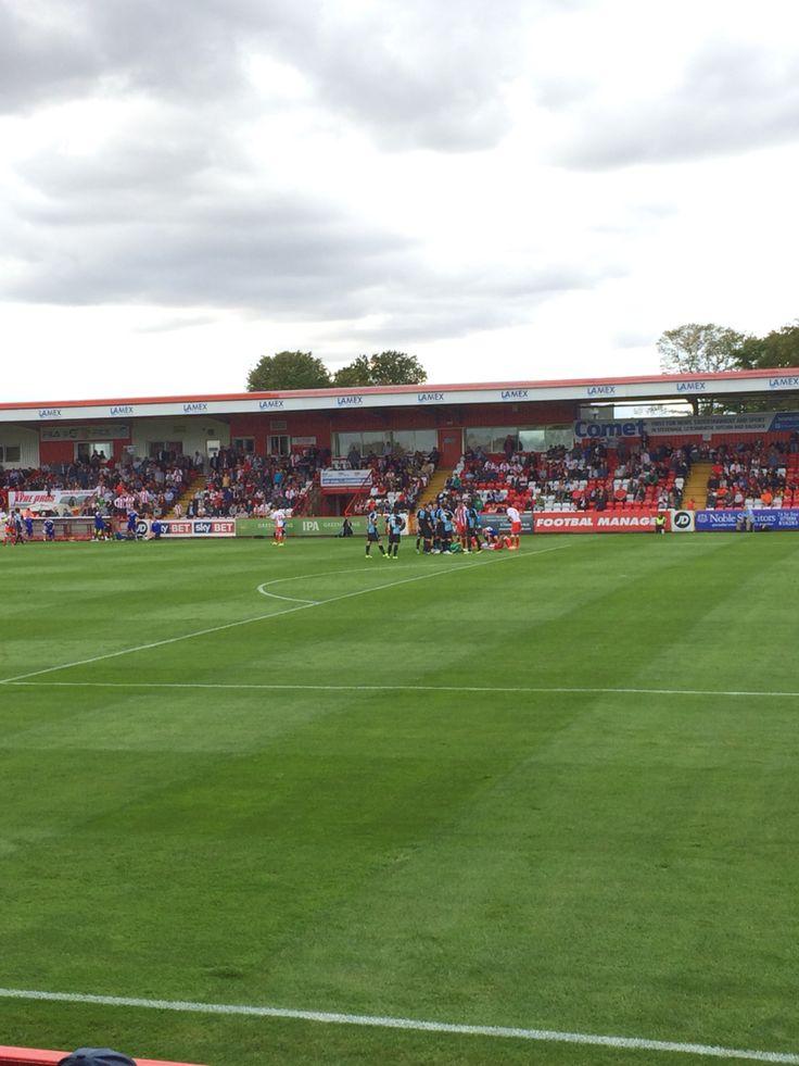 Stevenage vs Wycombe