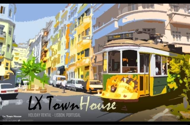 3 Bedroom Apartment in Lisbon to rent from £413 pw. With jacuzzi, balcony/terrace, air con, Telephone, TV and DVD.