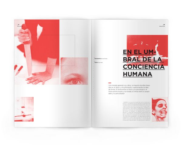 Marina Abramovic - Fascículo on Behance