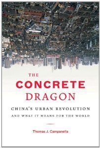 The Concrete Dragon by Thomas J. Campanella