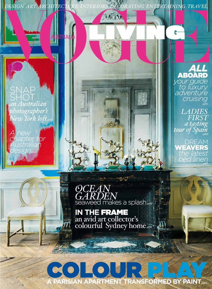 46 best Vogue Living Covers images on Pinterest Vogue living