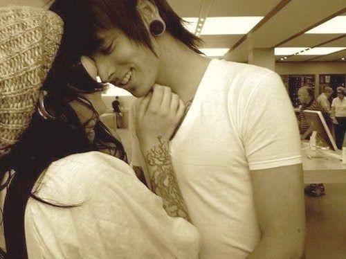 cute couples | couple, couple cute, couple emo, couple scene, cute - inspiring ...