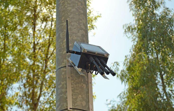 Waspmote - Wireless Sensor Networks Open Source Platform