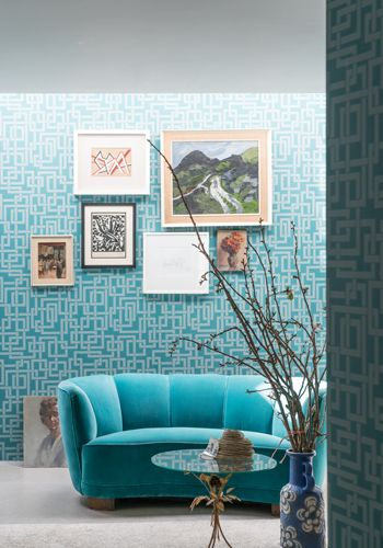 Enigma Wallpaper   Farrow And Ball