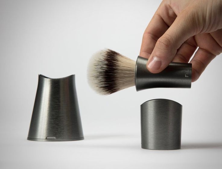A Shaving Set as Handsome as You | Yanko Design