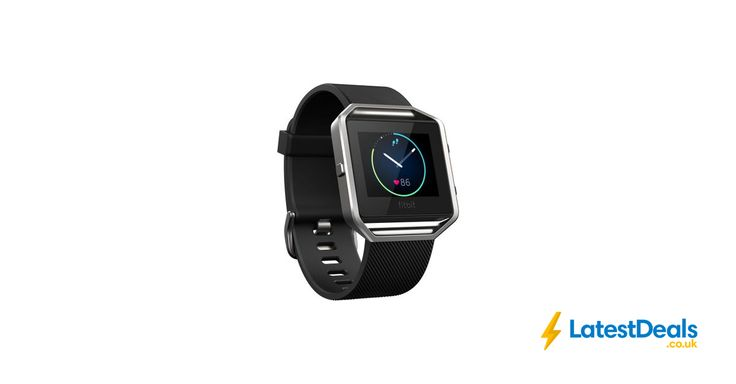 FITBIT Blaze - Black, Large Free Delivery, £119.99 at PC World