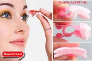Eyelid Clip Akan Membuat Garis Lipatan Mata Secara Natural Dengan Menjepit Kelopak Mata Kamu Hanya Rp. 25.000,- - www.evoucher.co.id #Promo #Diskon #Jual  Klik > http://www.evoucher.co.id/deal/double-eyelid-clip  DOUBLE EYELID CLIP Dengan compact yg didesain manis, mudah dibawa, dan sangat mudah digunakan. Dibuat dengan bahan dan desain khusus sehingga tidak akan melukai area mata dan tanpa rasa sakit. Berfungsi untuk membuat garis lipatan mata kamu..  Pengiriman mulai