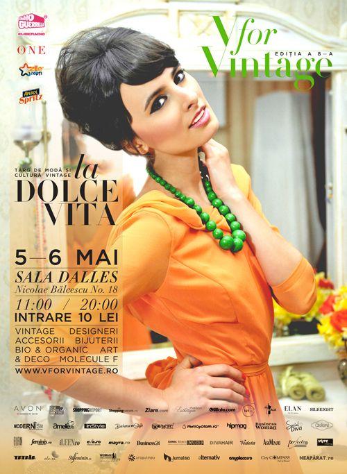 V for Vintage Fair - La Dolce Vita 2012