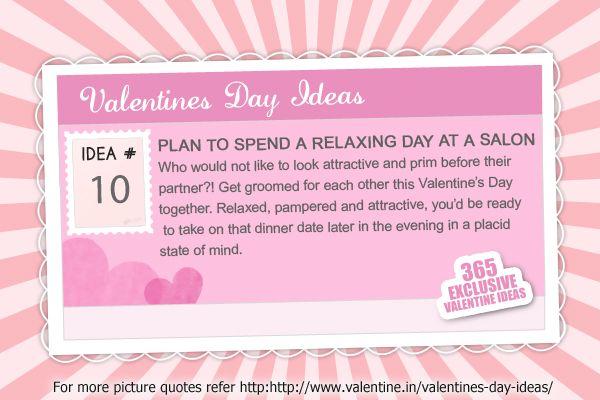 Valentines Day Ideas #10