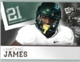 2012 Press Pass Draft Picks Rookie Football Card #  23  LaMichael James RB – Oregon (RC – Rookie Card) (ENCASED NFL Tr