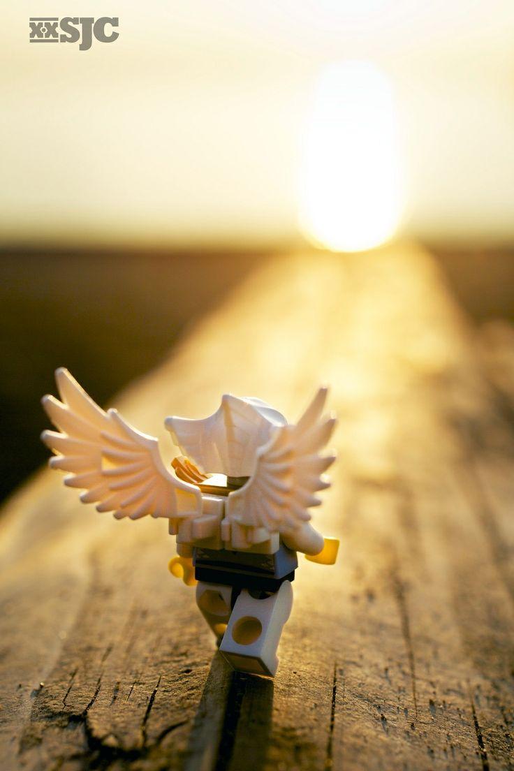 Beautiful Lego photography Funtimes In Babylon