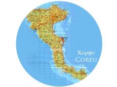 Magic Island Corfu: beaches, sea, sights, people. Волшебный остров Корфу: пляжи, моря, достопримечательности, люди.
